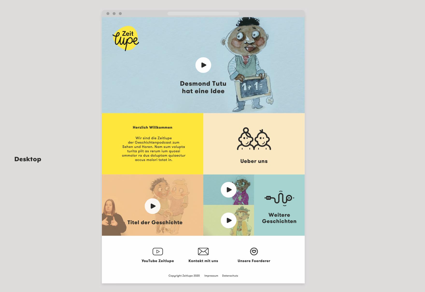 Bilinguale Kindergeschichten