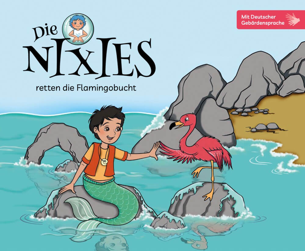 Neu: Kinderbuch mit Gebärden – Die Nixies